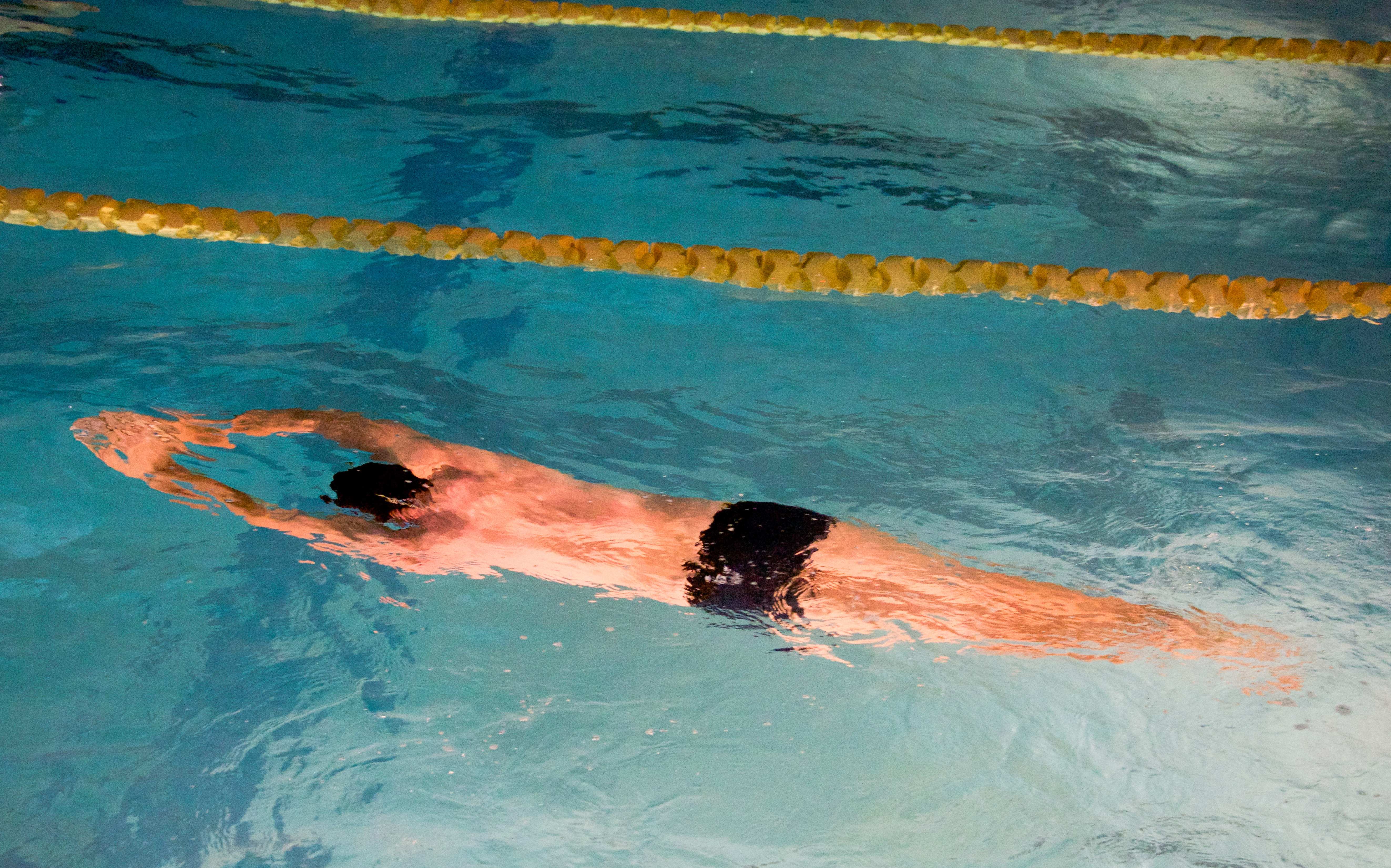 Swimming is a good way to improve your health and better your bowel cancer survival rates